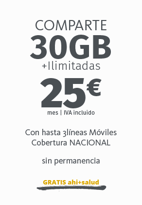 MovilesCompartidas30Gb